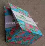 Одежды хозяйственных сумок бумаги печатание нестандартной конструкции упаковывая бумажный мешок