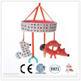 Cuna musical felpa Cuelgue Toy Fox