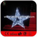 عيد ميلاد المسيح مركز تجاريّ زخرفيّة [3د] نجم أضواء