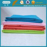 Tela tejida venta al por mayor de la guarnición del poliester de la tela que interlinea/del bolsillo de pantalones del algodón