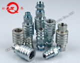 Lsq-S5/ Lsq-S5c Push and Pulltype Hydraulic Quick Coupling