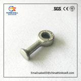 Línea forjada hardware de poste del acero de aleación