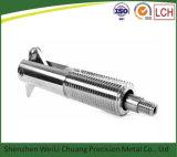 Metal de alumínio de alumínio mmoído costume da carcaça do CNC de 2016 peças de metal