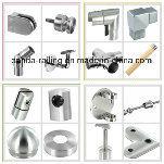 Accessoires de balustrade/ajustage de précision en verre/ajustage de précision de balustrade/monture acier inoxydable