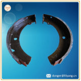 Casting Gray Iron Brake Shoes para Ferroviária