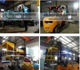 Передвижное моющее машинаа золота Ганы для африканской шахты аллювиального золота Ганы