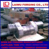 ISO9001の自由な鍛造材プロセスによってなされる造られたクランク軸