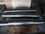 Выкованный CNC точности подвергая изготовленный на заказ нержавеющую сталь и СРЕДНИЙ стальной вал механической обработке металла