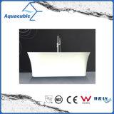 Badezimmer-ovale freistehende Acrylbadewanne (AB1505W)