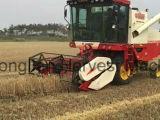 Máquina segadora popular para el arroz y la soja del trigo