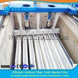 Filtro de disco automático do sistema de controlo da filtragem comercial do Wastewater