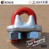 Падение G450 гальванизированное сталью выковало нас тип зажим веревочки провода (CE, SGS, BV, ISO)