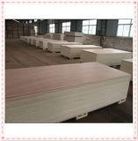 madera contrachapada comercial impermeable de la madera contrachapada de lujo de 1220*2440m m