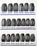최신 트럭은 산업 단단한 타이어 6.5r16-14 타이어를 분해한다