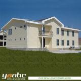 Панельный дом здания светлого этажа стальной рамки 2 Prefab (P-005)