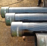 Экран нержавеющей стали 304 прорезанный для Drilling нефтяной скважины