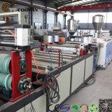 Hecho en cadena de producción del perfil del PVC WPC de los PP del PE de China
