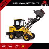 De Machines van de bouw Lader van het VoorEind van de Lader van het Wiel van 3.6 Ton de Mini