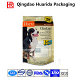 平底の犬または猫の餌のためのプラスチックペットフード包装袋