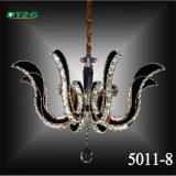 Lustre de maison chaude de vente/pendant en cristal décoratifs Lampbyzg5011-10+5 de lustre