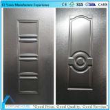 Feuilles en acier gravées en relief de porte avec 12 ans d'expérience de fabrication
