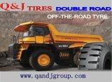 Pneu 17.5-25 de OTR 20.5-25 23.5-25 26.5-25 29.5-25 fora do pneu da estrada