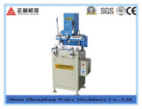 Máquina do PVC e do indicador de alumínio