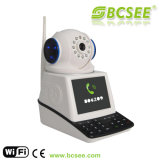 H. 264 Network Video Calls Wireless WiFi IP Camera (SIP03Z-01)