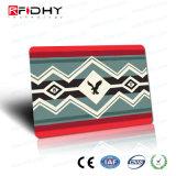 Tarjeta Elegante del PVC del Lustre de MIFARE DESFire EV2 2k RFID