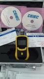 Monitor do gás do alarme de gás do detetor de gás da preensão da mão para o uso da indústria