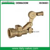 Тип выкованный латунью шариковый клапан индустрии поплавка (AV5027)