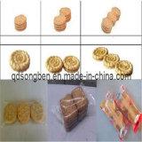 De Verpakkende Machine van de Stroom van koekjes