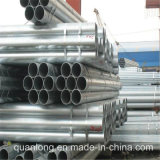 Fence에 있는 Sch40 Hot Dipped Galvanized Steel Pipe Used