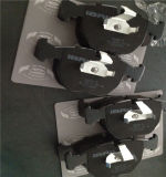 Semi-Metallic пусковая площадка тормоза, пусковая площадка переднего тормоза Китая на BMW 34 11 4 073 936