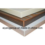 Bordure 2016 foncée de PVC de marque d'Aiyang par ISO9001