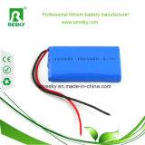 De Navulbare Batterij 3.7V 800mAh 103048 van Lipo