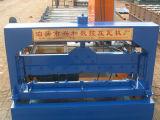 Machine de tuiles de toit en métal pour des matériaux de construction en métal