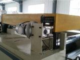 Machine feuilletante de double de côté de forces de défense principale de panneau papier d'unité centrale pour des meubles de panneau