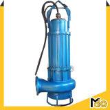 Bomba de arena sumergible centrífuga de la mezcla de Mss