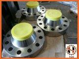 Нержавеющая сталь CNC подвергая механической обработке и фланец стали сплава сопрягая