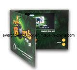 OEM vendedor caliente /ODM de la tarjeta video del saludo