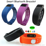 Bluetooth 4.0 Smart Bracelet com Heart Rate Monitor (ID105)