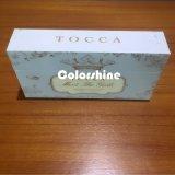 Kleine Qualitäts-purpurroter Kerze-Papier-Verpackungs-Geschenk-Kasten
