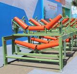 High-Quality High-Speed Low-Friction Carrier Idler for Belt Conveyer (dia. 108mm)