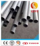 Tubo soldado en frío inoxidable del tubo de acero (TP304/316L/321/310S/904L/316Ti)