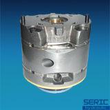 Vickers 유형 2520vq 유압 두 배 바람개비 펌프