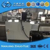 Machine Manufactory van de Extruder van de Korrels van Zte de Plastic