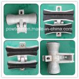 Diseño Modificada para Requisitos de la Abrazadera de Suspensión para de Cable ADSS Lapso de 200 Metros
