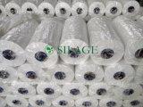 Film UV élevé d'enveloppe d'ensilage de résistance en couleur blanche