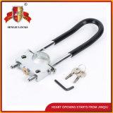 Form-Verschlüsse des Qualitäts-Aluminiumlegierung-diebstahlsichere Kombinations-Fahrrad-Verschluss-U